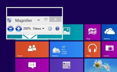 magnifier for windows 10