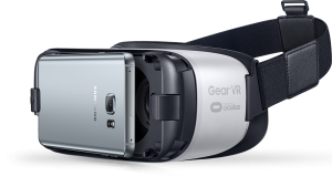 samsung gear vr and compatible handset