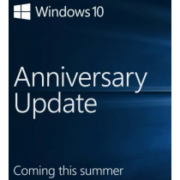 Windows 10 Anniversary Coming Soon