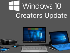 Windows 10 Creators Update Features